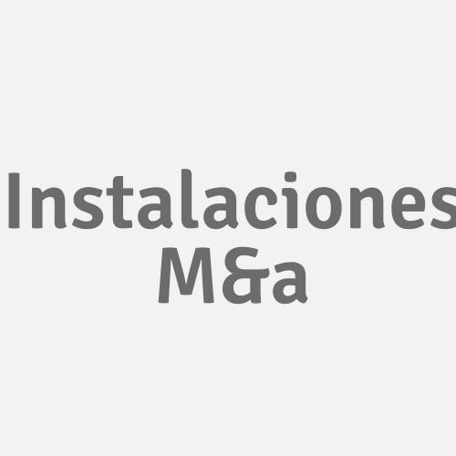 Instalaciones M&a