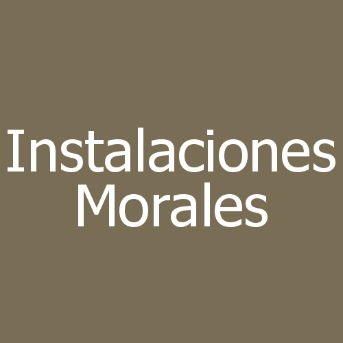 Instalaciones Morales