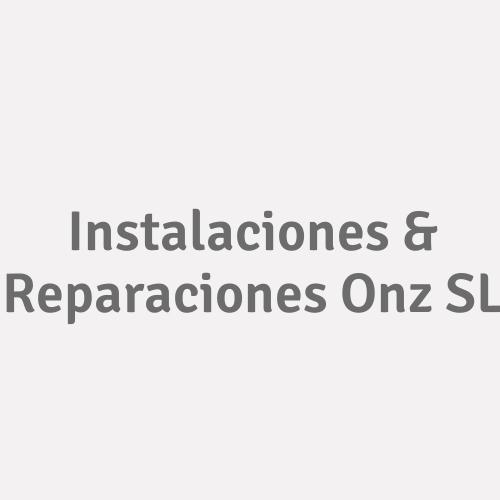 Instalaciones & Reparaciones Onz Sl