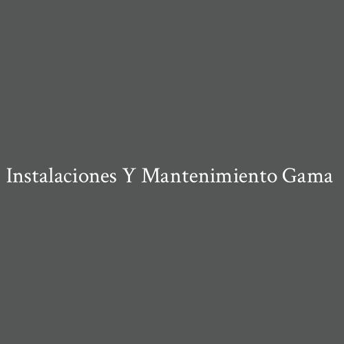 instalaciones y mantenimiento gama