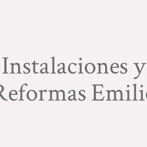 Instalaciones Y Reformas Emilio