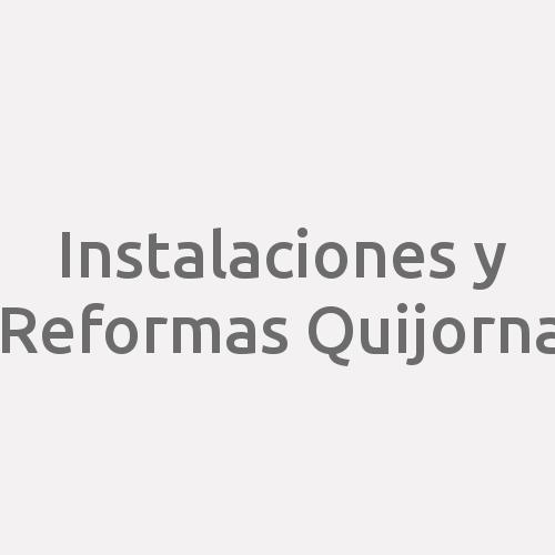 Instalaciones Y Reformas Quijorna