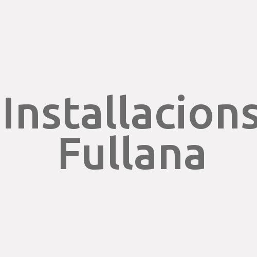 Installacions Fullana