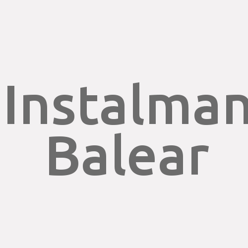 Instalman Balear