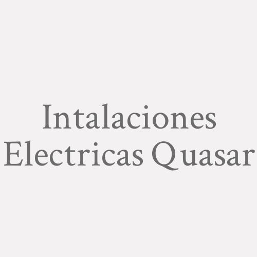 Intalaciones Electricas Quasar