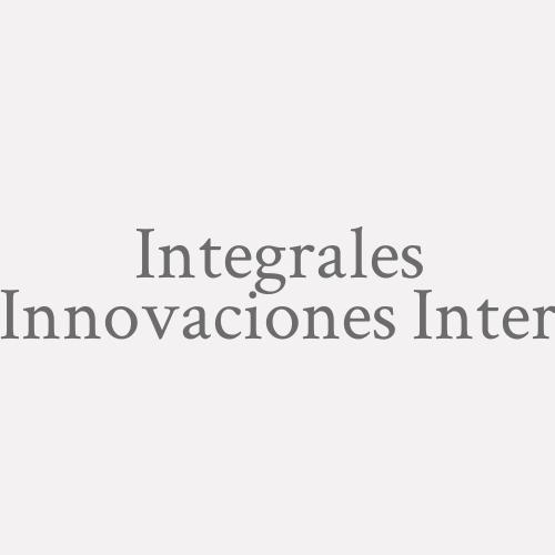 Integrales Innovaciones Inter