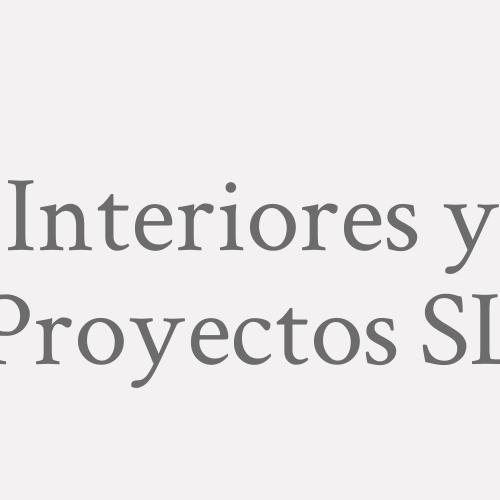 Interiores y Proyectos  SL