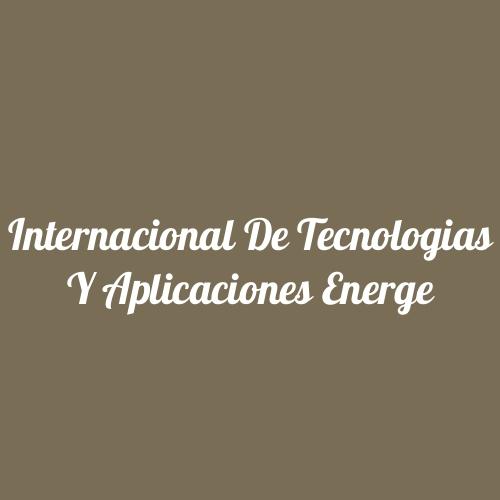 Internacional De Tecnologias Y Aplicaciones Energe