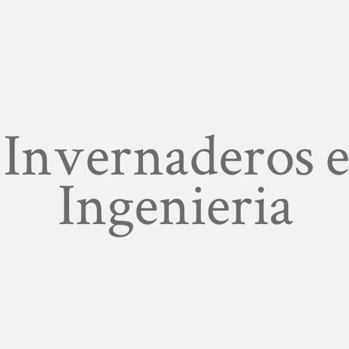 Invernaderos e Ingenieria