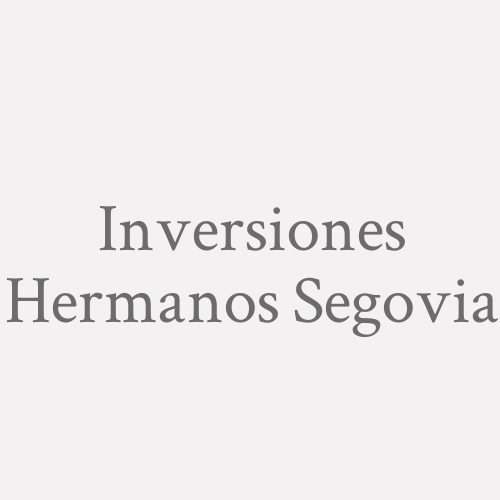 Inversiones Hermanos Segovia