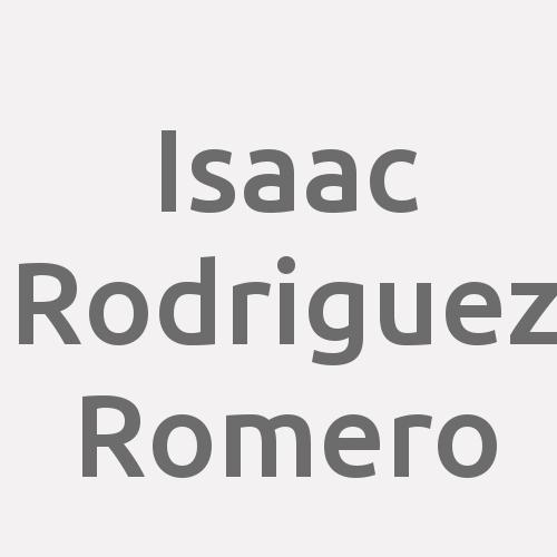 Isaac Rodriguez Romero