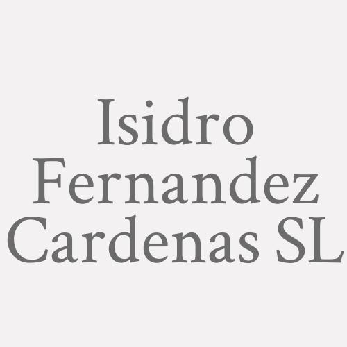Isidro Fernandez Cardenas S.l.