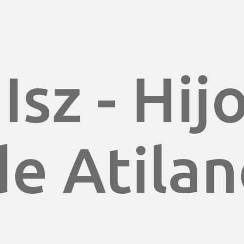 Isz - Hijo de Atilano