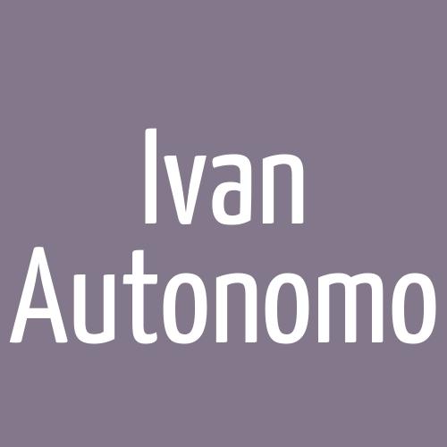 Ivan Autonomo