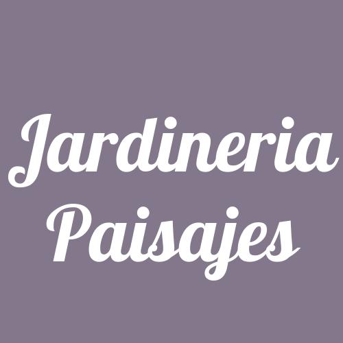 Jardineria Paisajes
