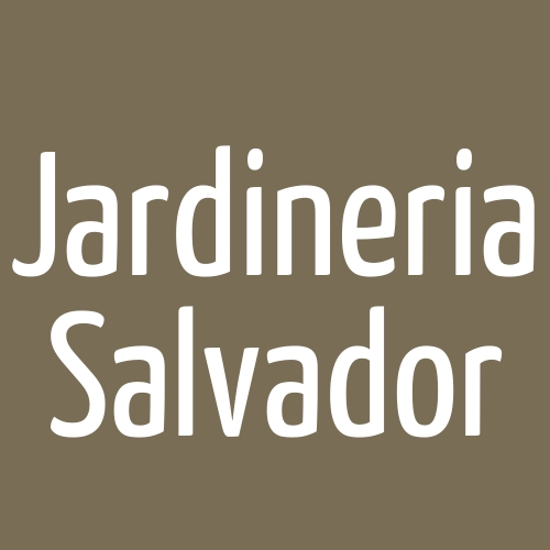 Jardineria Salvador