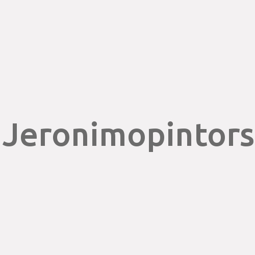 Jeronimopintors