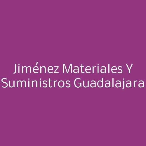 Jiménez Materiales y Suministros Guadalajara