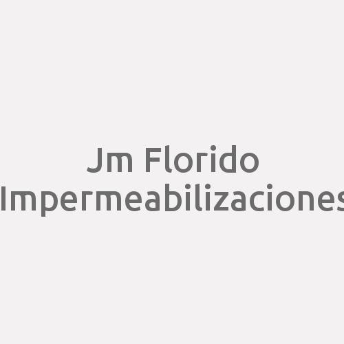 JM Florido Impermeabilizaciones