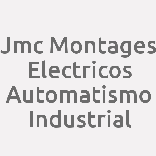 Jmc Montages Electricos Automatismo Industrial