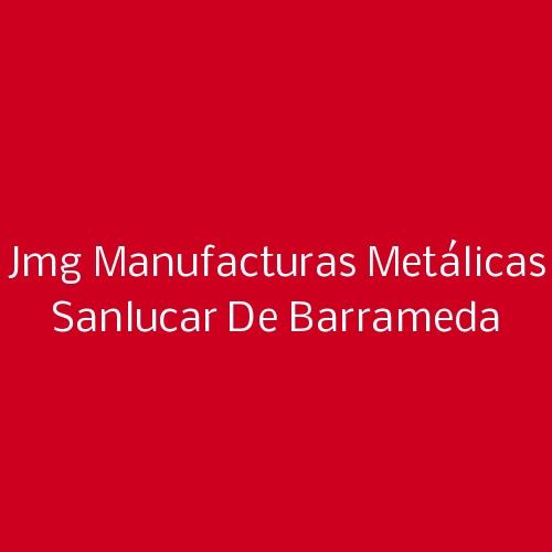 JMG Manufacturas metálicas Sanlucar de Barrameda