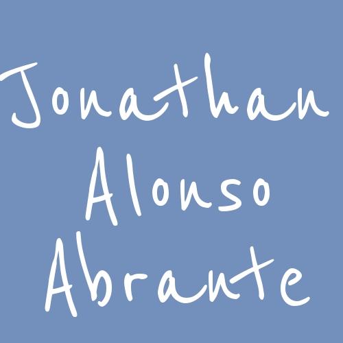 Jonathan Alonso Abrante
