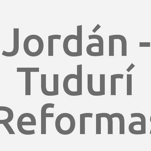 Jordán - Tudurí Reformas
