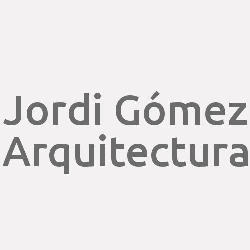 Jordi Gómez Arquitectura