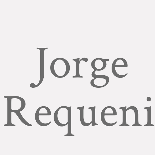 Jorge Requeni