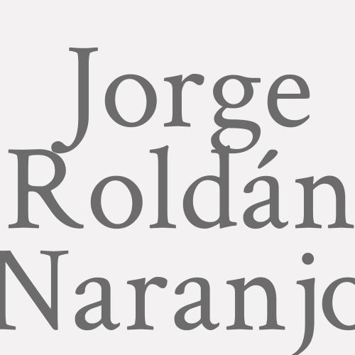 Jorge Roldán Naranjo