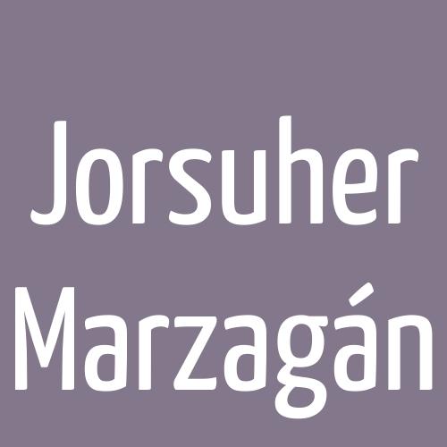 Jorsuher Marzagán