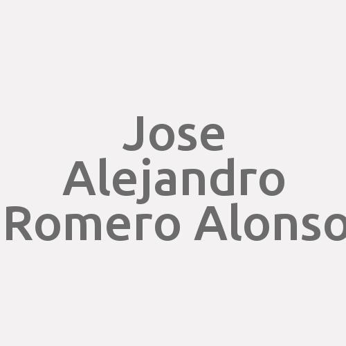 Jose Alejandro Romero Alonso