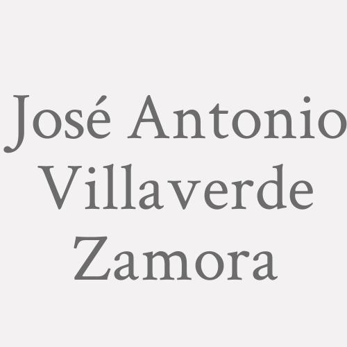 José Antonio Villaverde Zamora