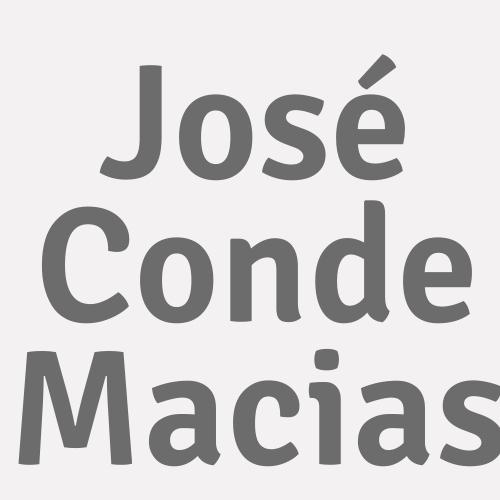 José Conde Macias