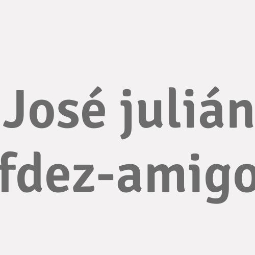 José Julián Fdez-amigo