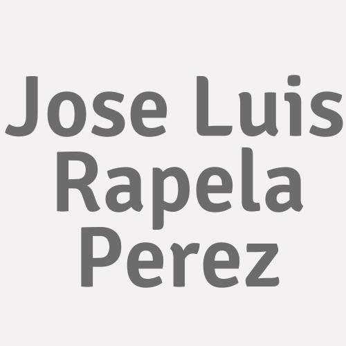 Jose Luis Rapela Perez
