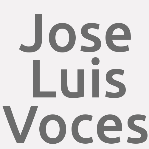 Jose Luis Voces