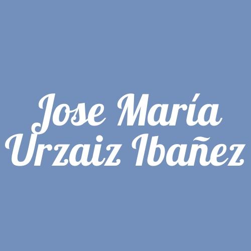Jose María Urzaiz Ibañez