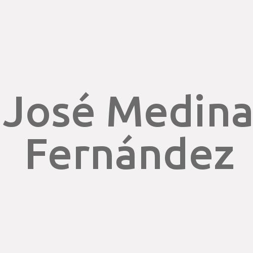 José Medina Fernández