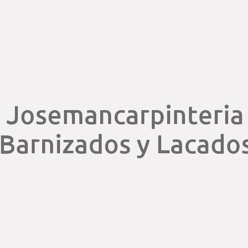 Josemancarpinteria Barnizados Y Lacados