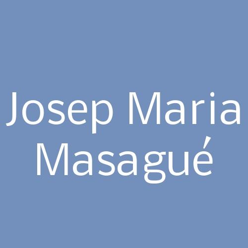 Josep Maria Masagué