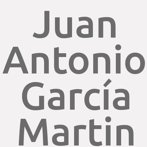 Juan Antonio García Martin