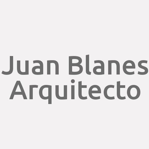 Juan Blanes Arquitecto