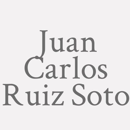 Juan Carlos Ruiz Soto