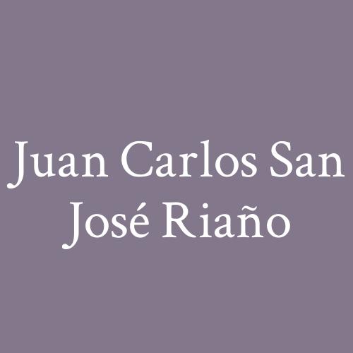 Juan Carlos San José Riaño