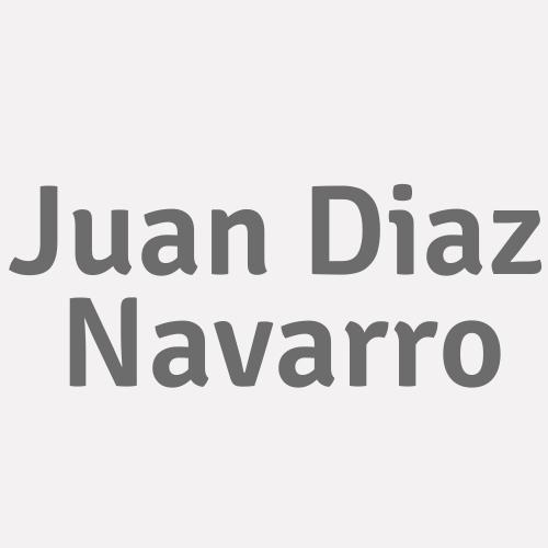 Juan Diaz Navarro