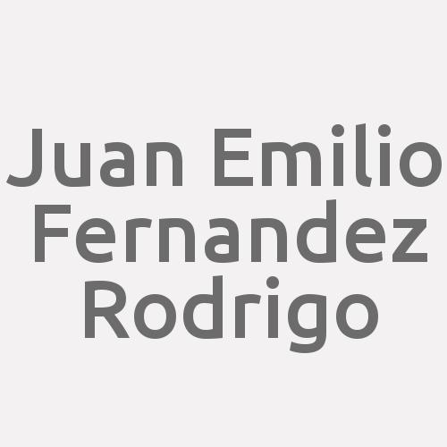 Juan Emilio Fernández Rodrigo