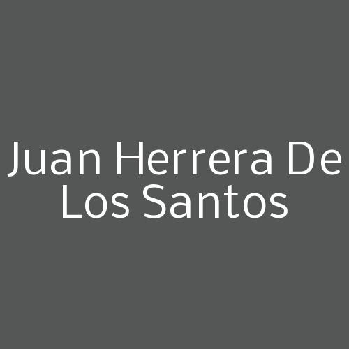 Juan Herrera De Los Santos