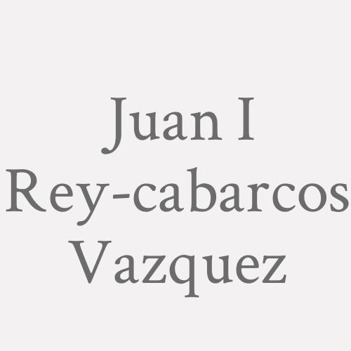 Juan I Rey-cabarcos Vazquez