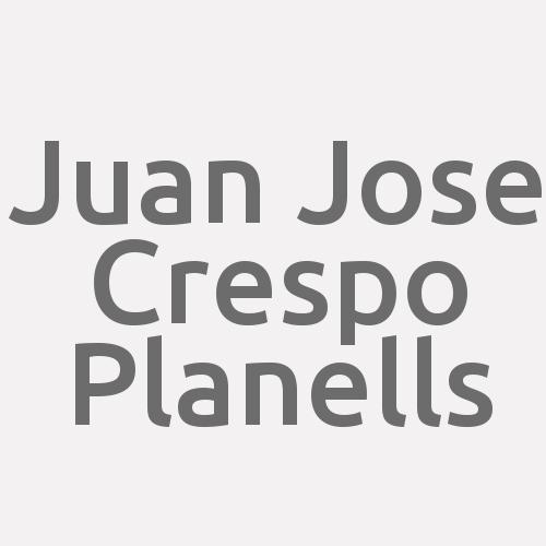 Juan Jose Crespo Planells